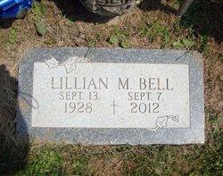 Lillian M <i>Blowers</i> Bell