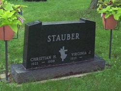 Christian Henry Chris Stauber