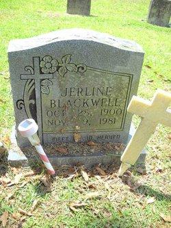Jerline <i>Yates</i> Blackwell