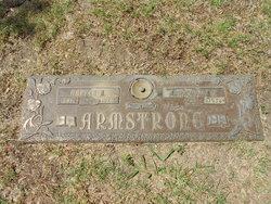 Margaret Lydia <i>Truscott</i> Armstrong