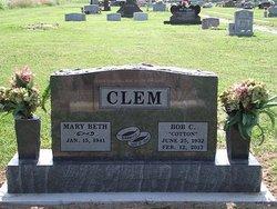 Bob Carl Cotton Clem