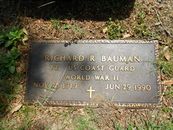 Richard Rufus Dick Bauman