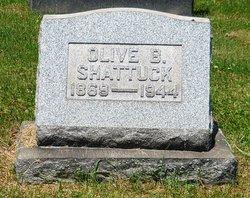 Olive <i>Bailey</i> Shattuck