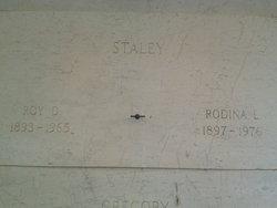 Roy Dephro Staley