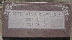 Ruth <i>Winder</i> Sweeney