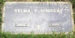 Velma V. <i>Tedder</i> Douglas