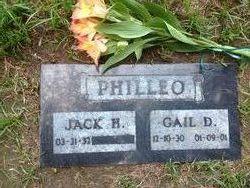 Gail <i>Gillespie</i> Philleo