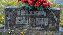 Ralph Lynden Hickey