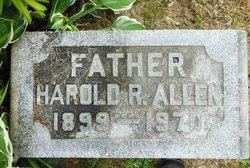 Harold Russell Allen