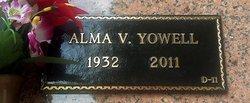 Alma Virginia <i>Collier</i> Yowell