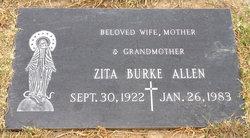 Zita Burke Allen
