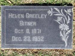 Helen <i>Greeley</i> Bitner