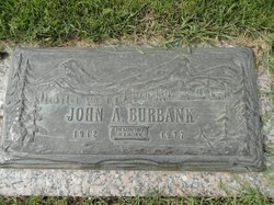 John A Burbank