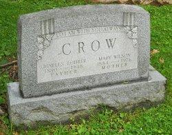 Mary <i>Wilson</i> Crow