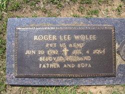 Roger Lee Wolfe