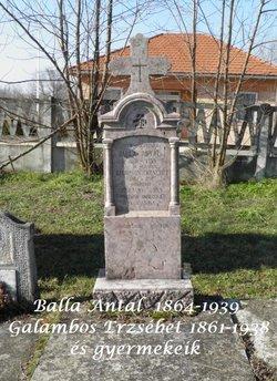 Antal Balla