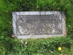 R Howe Taylor