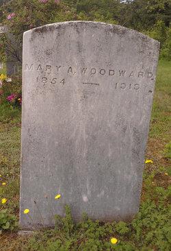 Mary Adeline <i>Bowen</i> Woodward