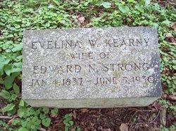 Evelina W <i>Kearny</i> Strong