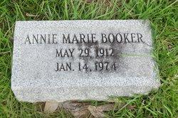 Annie Marie Booker