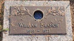 William Willie Branch