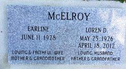Loren D McElroy