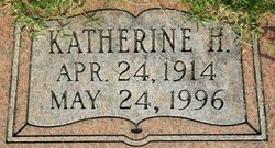 Katherine <i>Holcomb</i> Adkins
