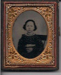 Mary Frances Frankie <i>Ames</i> Hickox