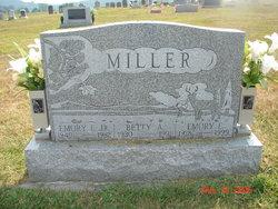 Elizabeth Anna <i>Bittner</i> Miller