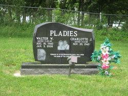 Walter W Pladies