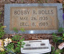 Bobby Ruth Boles