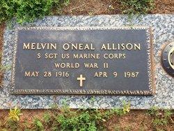 Melvin O'Neal Allison