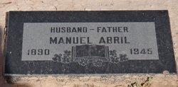 Manuel M Abril