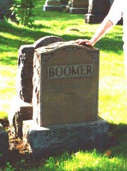 Ellen <i>Spence</i> Boomer
