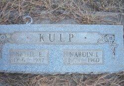 Nellie Eunice <i>Huff</i> Kulp