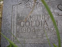 Goldia Myrtle <i>Frizzell</i> Sharp