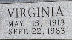 Virginia F. <i>Docking</i> Bigford