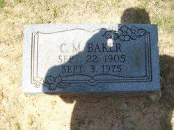 C. M. Baker