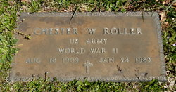 William Chester Roller