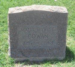 Maud Myrtle Cowan