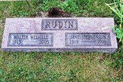 Walter M Rudin