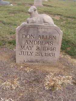 Don Allen Andrews