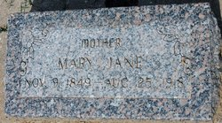 Mary Jane <i>Arborgast</i> Hoffman