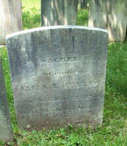 Eliza A Kearny