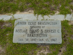 Edith Elsie Brasington