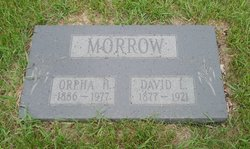 Orpha Anne <i>Hatch</i> Morrow