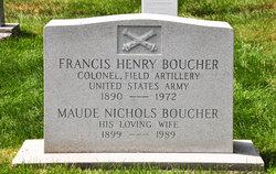 Francis Henry Boucher