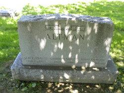 Alice T. <i>Travis</i> Altman