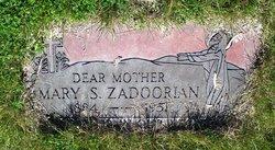 Mary S. <i>Arzoomanian</i> Zadoorian