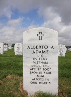 Alberto A Adame